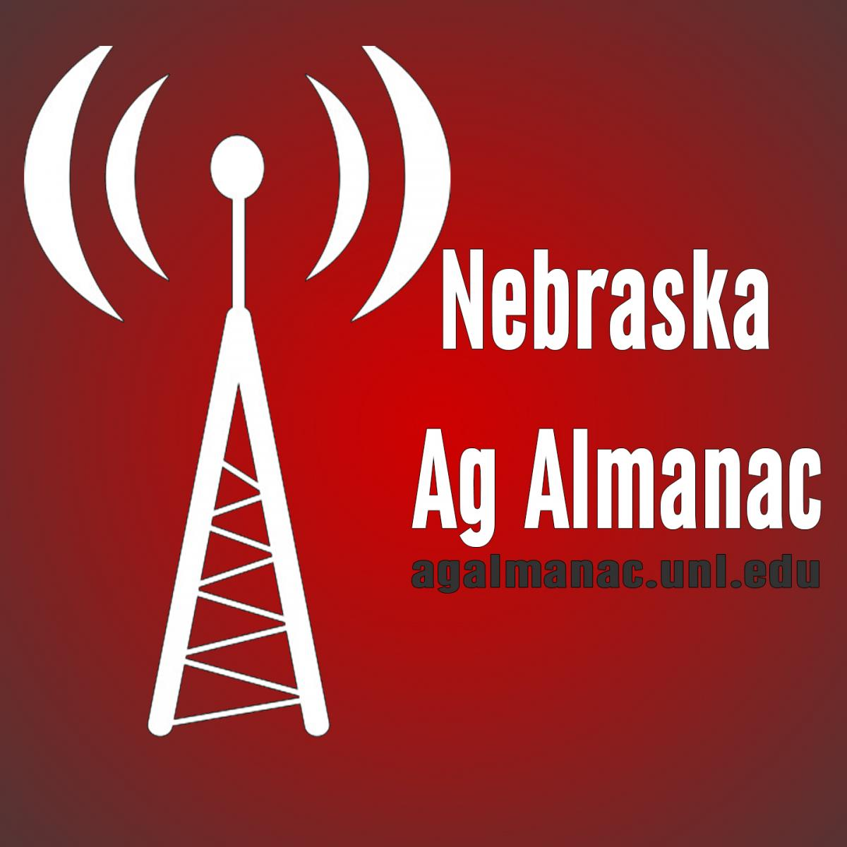 Nebraska Ag Almanac graphic